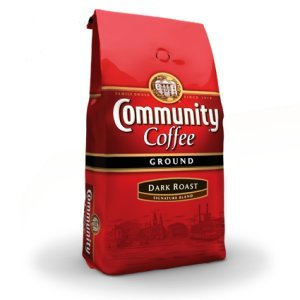 Community Coffee Dark Roast Ground Signature Blend 2.5 LB