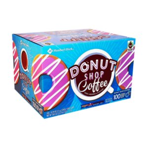 Donut Shop Coffee K Cups 100 ct