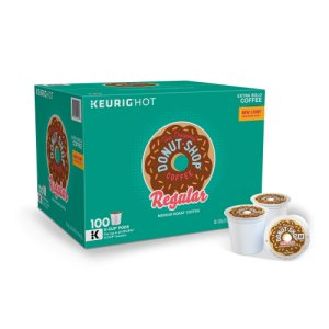 The Original Donut Shop Coffee 100 Count K-Cups