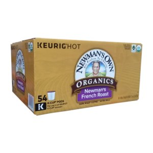 Newmans Own French Roast K-Cups
