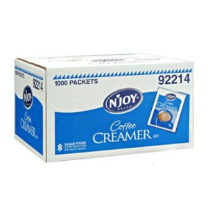 N'Joy NonDairy Powdered Creamer Packets 1,000 Count