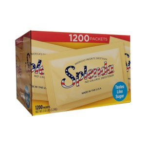 Splenda Portion Packets 1000 ea 1g packets